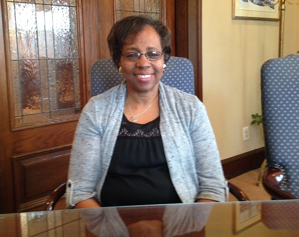 Jennell Williams, President
