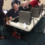 Technology training for seniors